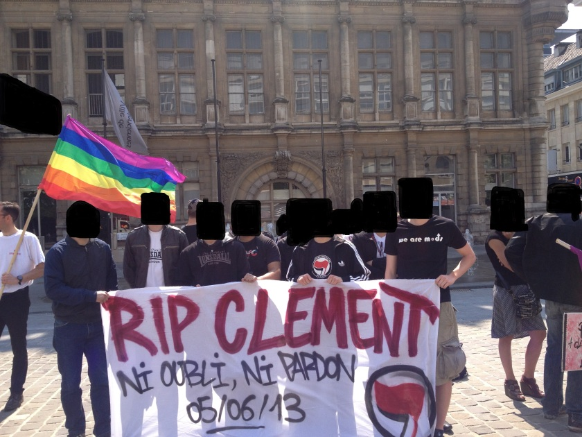 Rassemblement Valenciennes