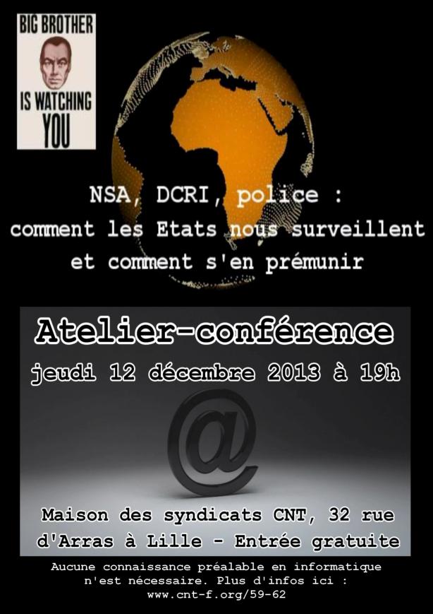 NSA, DCRI, police… comment les États nous surveillent et comment s'en