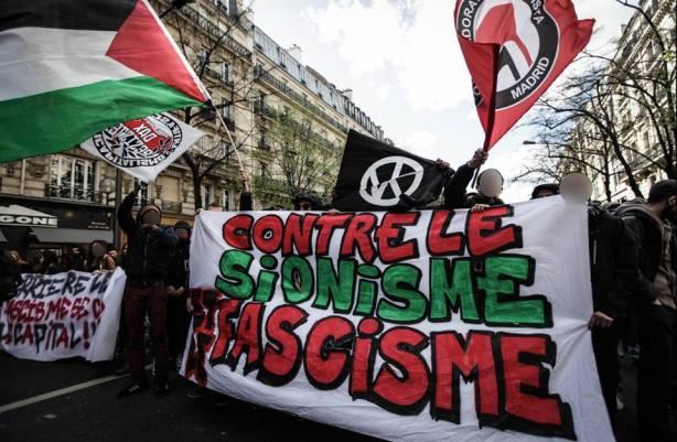 Contre le sionisme et le fascisme