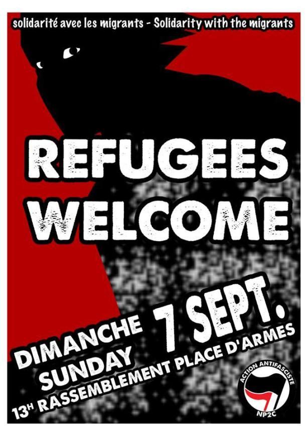 Solidarité Calais