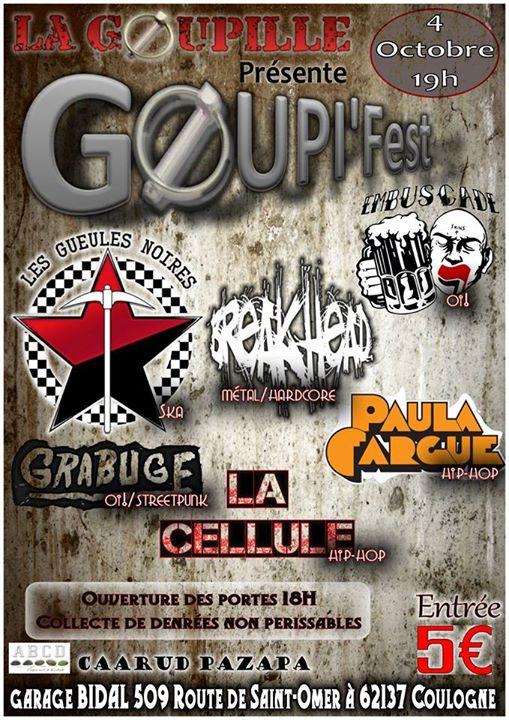 Goupifest Calais