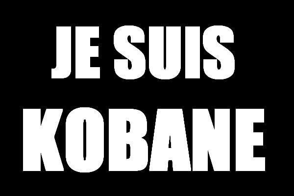 Je suis Kobane