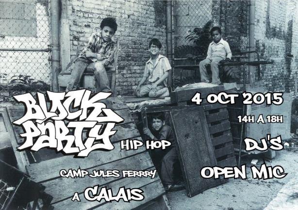 Block Party Calais