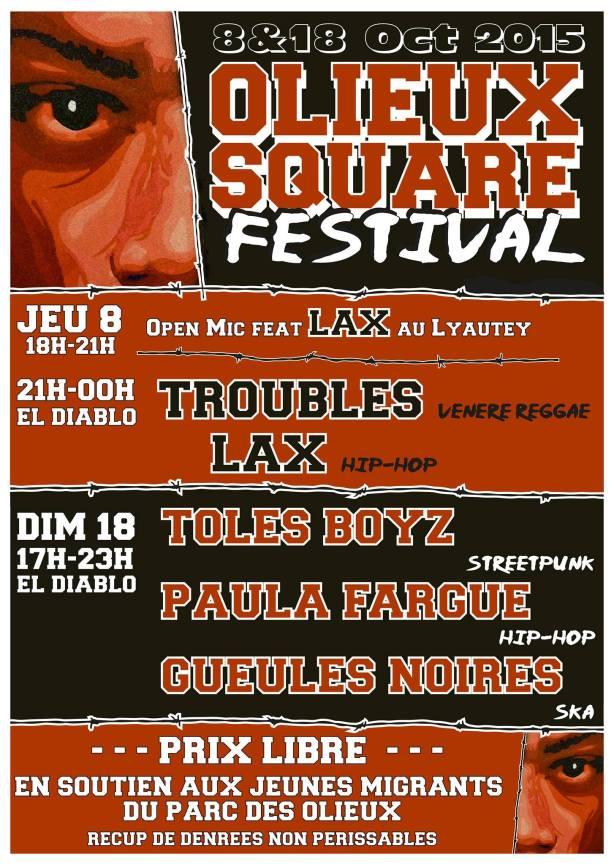Olieux Square Festival
