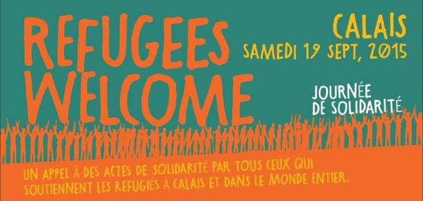 Refugees Welcome Calais