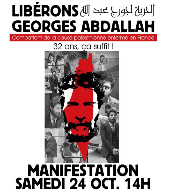 Libérons Georges Ibrahim Abdallah