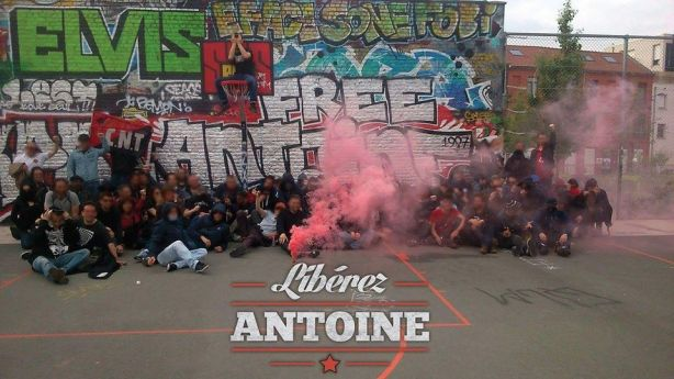 Libérez Antoine