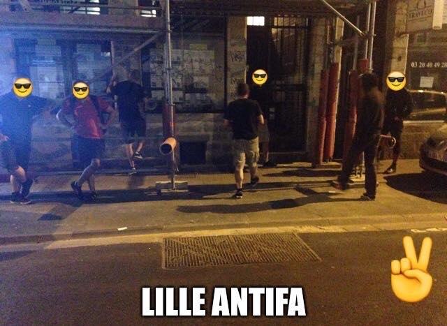 Lille Antifa, La Citadelle