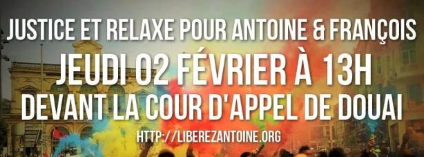 Justice pour Antoine !