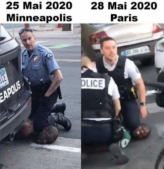 Paris - Minneapolis